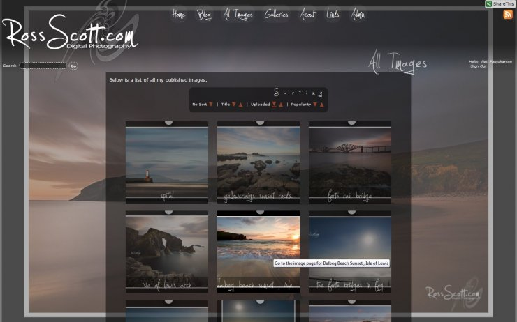 Images Page | RossScott.com by opcs