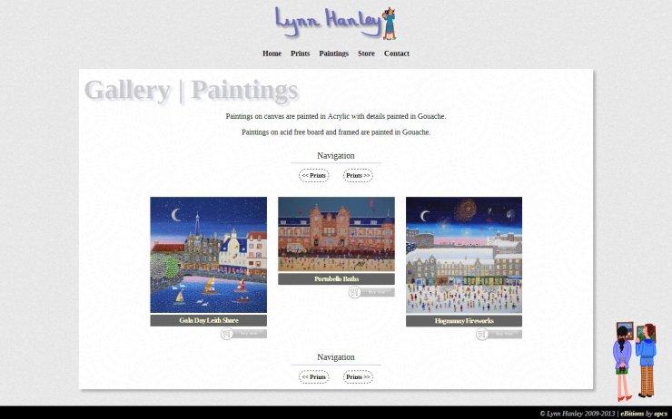 Lynn Hanley - Gallery