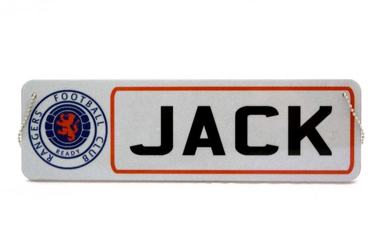 Jack / Rangers