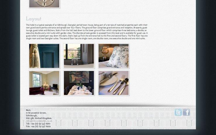 No11 - Hotel Content