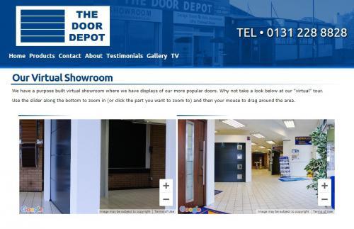 Showroom Page